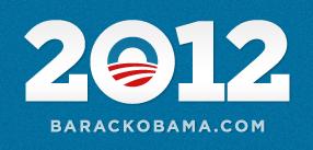 Logotipo da campanha de Barack Obama