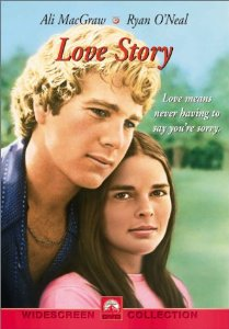 "Cover of ""Love Story"""