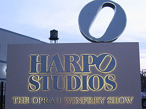 Harpo Studios, headquarters of talk show host ...