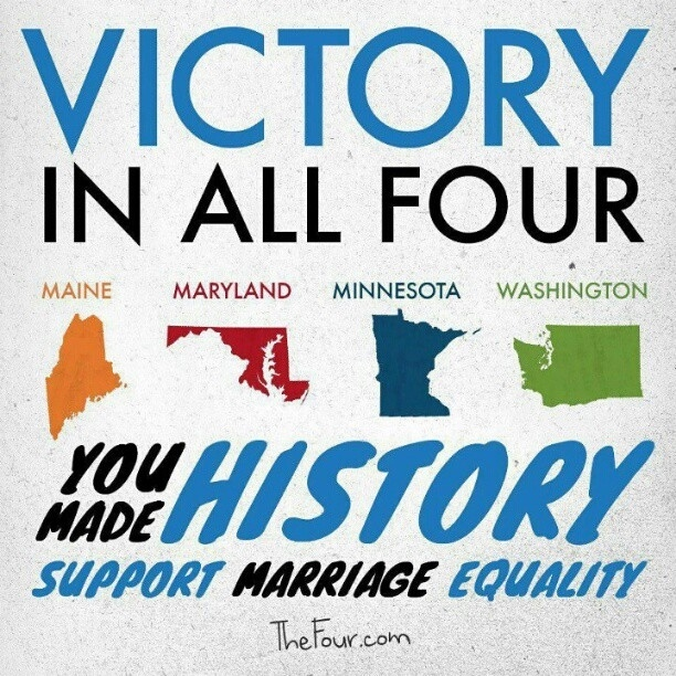 Equality Victory