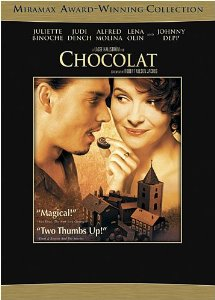 """Cover of """"Chocolat (Miramax Collector's S..."""