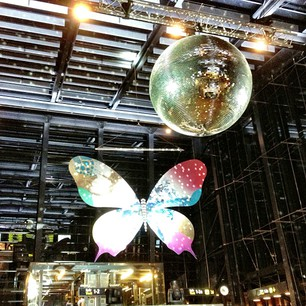 """Malmö's Central Station """"all dressed up&q..."""
