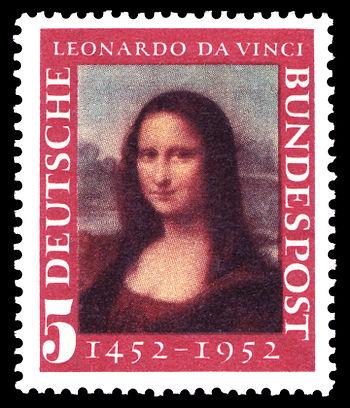 500th birthday of Leonardo da Vinci (1452-1519...