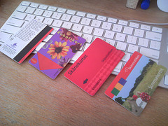 Skånetrafiken cards
