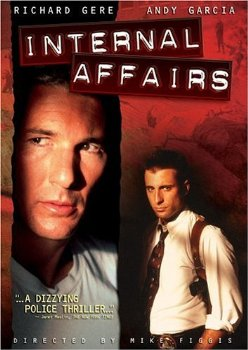 "Cover of ""Internal Affairs"""