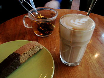 The Swedes are serious about fika. en.wikipedi...
